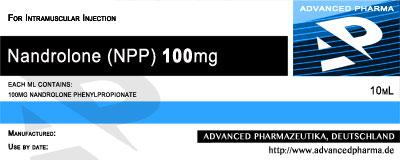 Nandrolone (NPP)